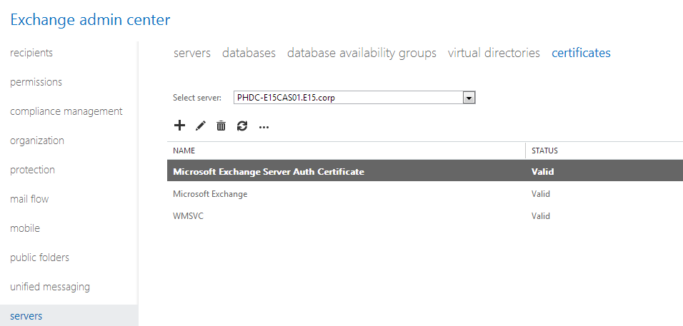 How To Install A Certificate In Exchange 2013 Exchange For The